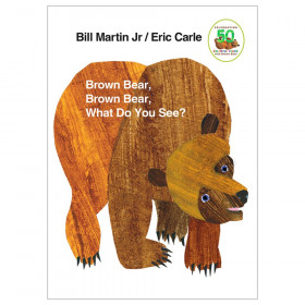 Brown Bear, Brown Bear What Do You See?, Board Book