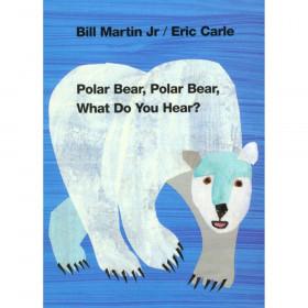 Polar Bear, Polar Bear What Do You Hear?, Board Book