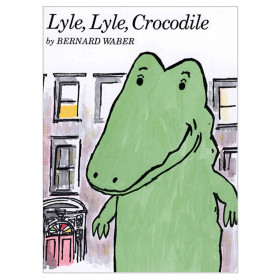 Lyle, Lyle, Crocodile Book & CD