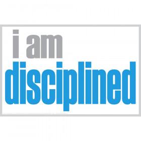 Magnet - I am disciplined