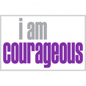 I Am Courageous Magnet
