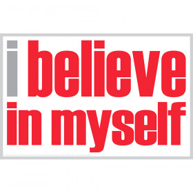 I Believe In Myself Poster