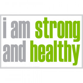 Magnet - I am strong and healthy