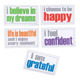 Confidence Magnets, Pack of 5