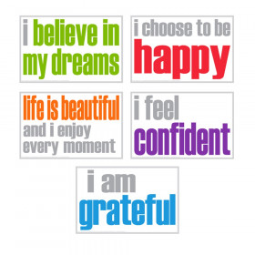Confidence Postcards, Pack of 15