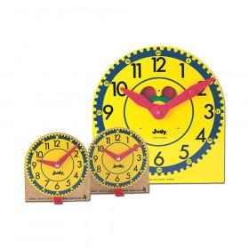Judy Clock, Grade K-3, Class Pack of 25