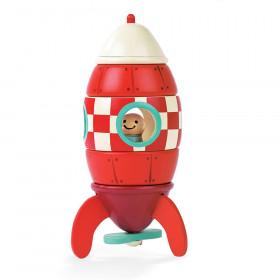 Magnetic Vehicles Rocket