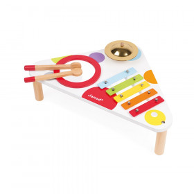 Confetti Musical Table