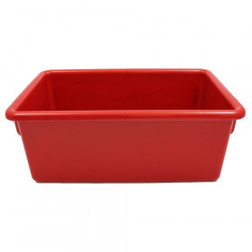 Cubbie Tray, Red