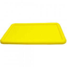 Cubbie Lid Yellow