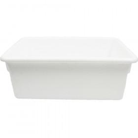 Cubbie Tray, White