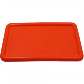 Cubbie Accessories Orange Lid