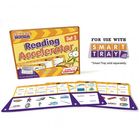 Smart Tray - Reading Accelerator Set 2