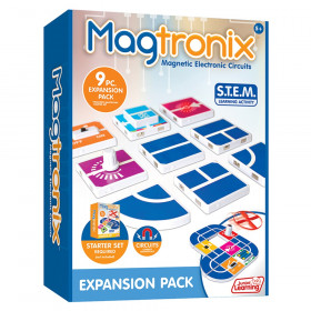 Magtronix Magnetic Electronic Circuits 9-Piece Extension Pack