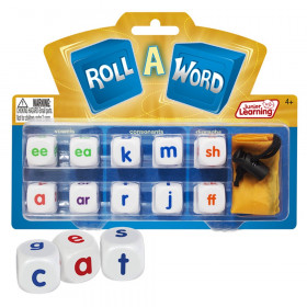 Roll A Word Game