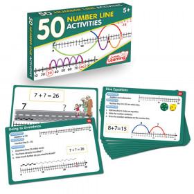 50 Number Line Activities