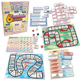 6 Comprehension Games