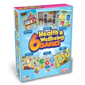 6 Health & Wellbeing Games