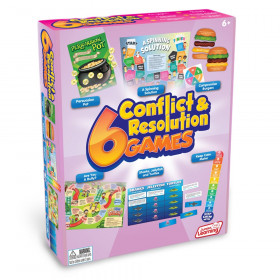 6 Conflict & Resolution Games