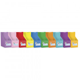 Fantails Book Banded Library, Set of 10 holders