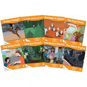 Fantails Book  Orange Fict Lvl Hi Banded Readers