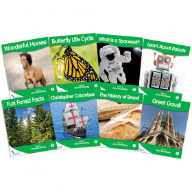Fantails Book  Green Nonfict Lvl Gj Banded Readers