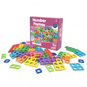 Rainbow Number Frames