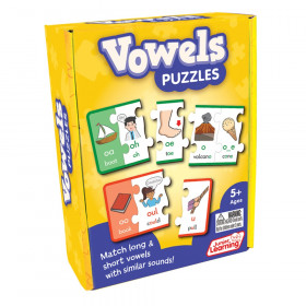 Vowel Puzzles