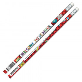 Pencils, Welcome to School!, 12/pkg