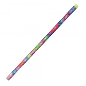 Pencils, Tie Dye, 12/pkg