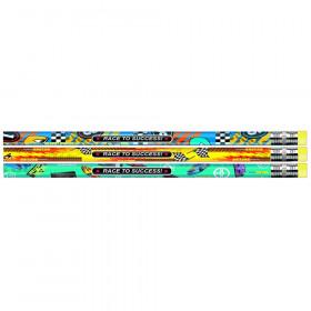 Race To Success Assortment Pencils, Dozen