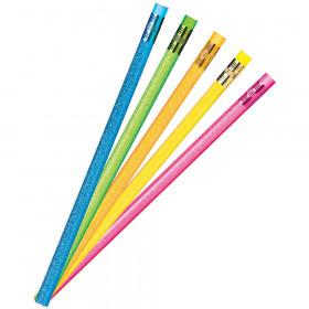Pencil Glitter Sparkle Asst Dozen