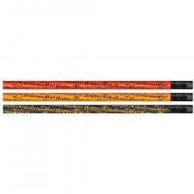 Pencils Happy Halloween Asst 12/Pk