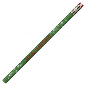 Merry Christmas Pencils, Dozen