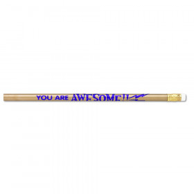 You Are Awesome! Pencils, Pack of 12