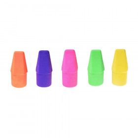Writing Accessories, Slip-On Wedge Shaped Cap Eraser