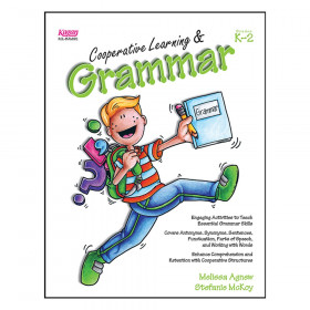 Cooperative Learning Grammar Book, Grade K-2