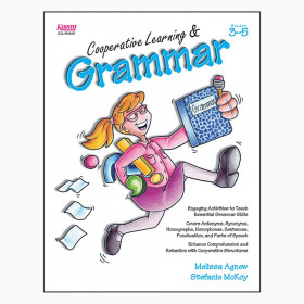Cooperative Learning Grammar Book, Grade 3-5