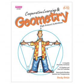 Cooperative Learning & Geometry High School Activities Book, Grade 8-12