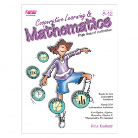 Cooperative Learning & Mathematics High School Activities Book, Grade 8-12