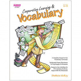 Cooperative Learning & Vocabulary for Grades 2-3