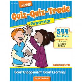 Quiz-Quiz-Trade, Grammar