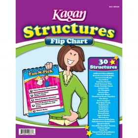 Kagan Structures Flip Chart