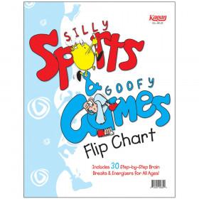 Silly Sports & Goofy Games Flip Chart