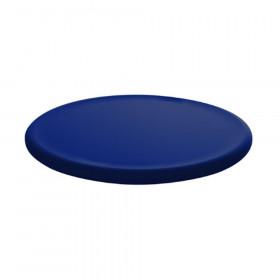 Floor Wobbler Balance Disc for Sitting, Standing, or Fitness, Dark Blue