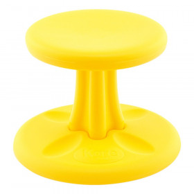 """Toddler Wobble Chair 10"""" Yellow"""