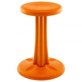 Preteen Wobble Chair 18.7In Orange