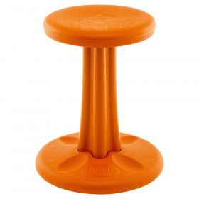 "Junior Wobble Chair 16"" Orange"