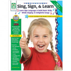 Sing, Sign, & Learn! Resource Book