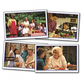 Families Photographic Learning Cards